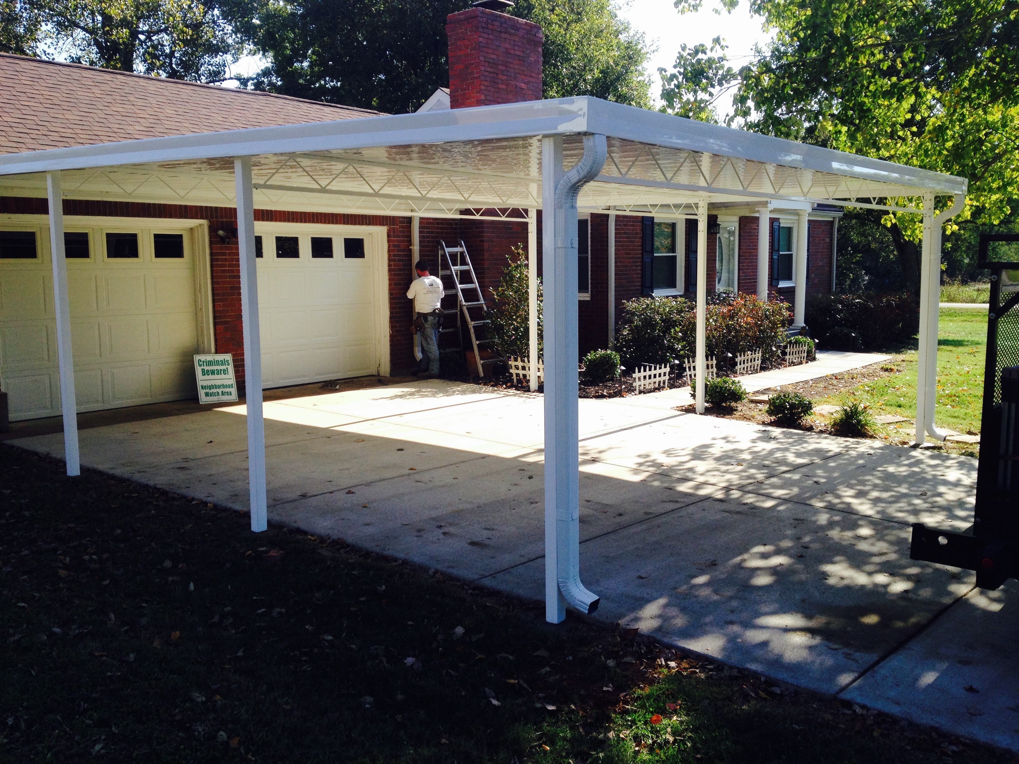 Awnings & Canopies Over TN